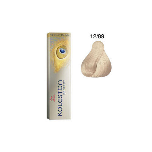 Tintura per capelli Koleston Perfect ME+ 12/89 60ml Wella