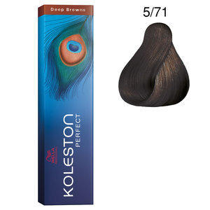 Tintura per capelli Koleston Perfect 5/71 60 ml Wella