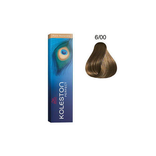 Tintura per capelli Koleston Perfect ME+ 6/00 60 ml Wella