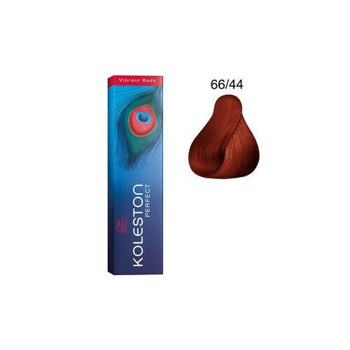 Koleston Perfect 66/44 Vibrant Red 60 ml Wella biondo scuro intenso rame intenso