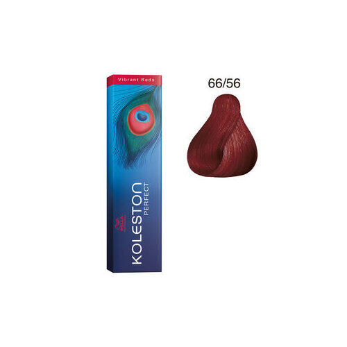 Tintura per capelli Koleston Perfect ME+ 66/56 60ml Wella