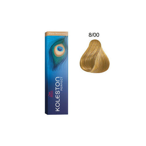 Tintura per capelli Koleston Perfect ME+ 8/00 60ml Wella