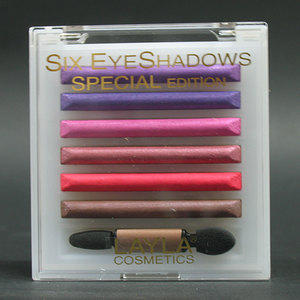 Six EyeShadows Special Edition Layla nr 8