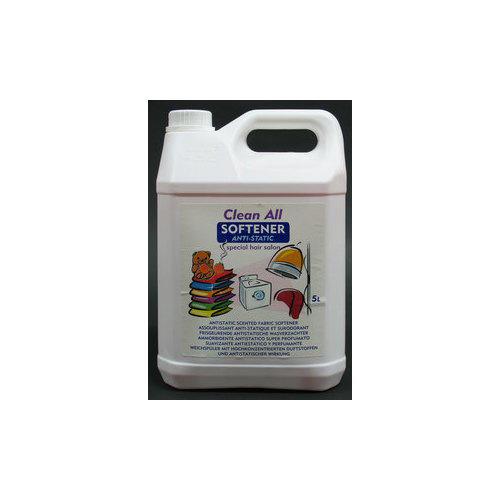 Ammorbidente Antistatico Softner Clean All 5 lt