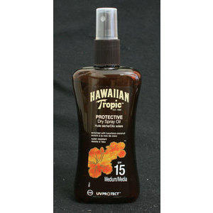 Hawaiian Tropic Tanning Oil SPF 15 spray 200 ml