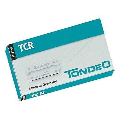 Pacchetto lame corte TCR Tondeo 10 pz