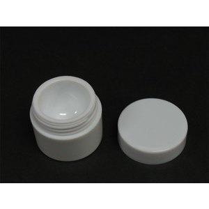 Vasetto Contenitore Bianco 3 cm 5 ml