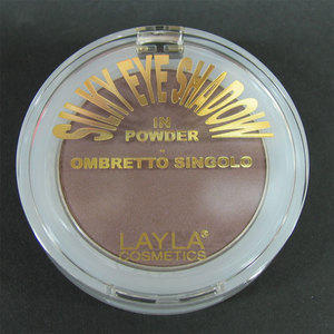 Silky Eye Shadow ombretto singolo in polvere nr. 03 Layla