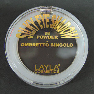 Silky Eye Shadow ombretto singolo in polvere nr. 10 Layla