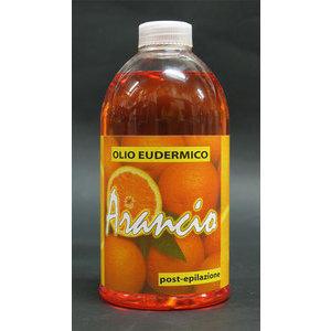Olio eudermico post-epilazione Arancio 500 ml