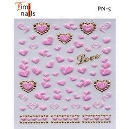 3D Nail Sticker Timi Nails PN-5
