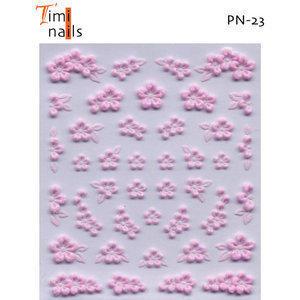 3D Nail Sticker Timi Nails PN-23