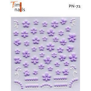 3D Nail Sticker Timi Nails PN-72