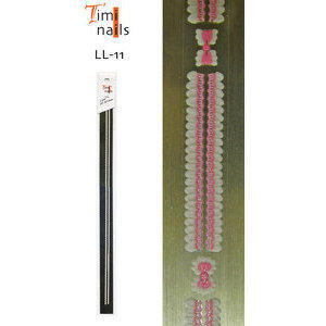 Timi Nails Line LL-11 3D Sticker striscia adesivi per unghie