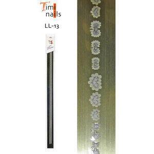 Striscia Adesivi 3D Sticker per Unghie LL-13 Timi Nails