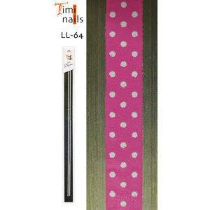 Timi Nails Line LL-64 3D Sticker striscia adesivi per unghie