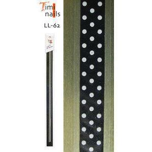 Timi Nails Line LL-62 3D Sticker striscia adesivi per unghie