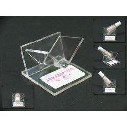 Portasmalto plexiglass