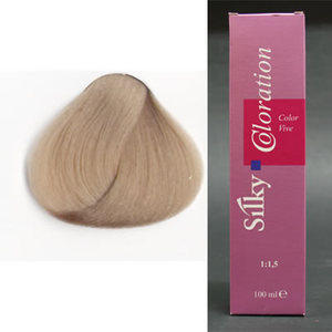 Tintura per capelli Silky Coloration 9,1 100ml
