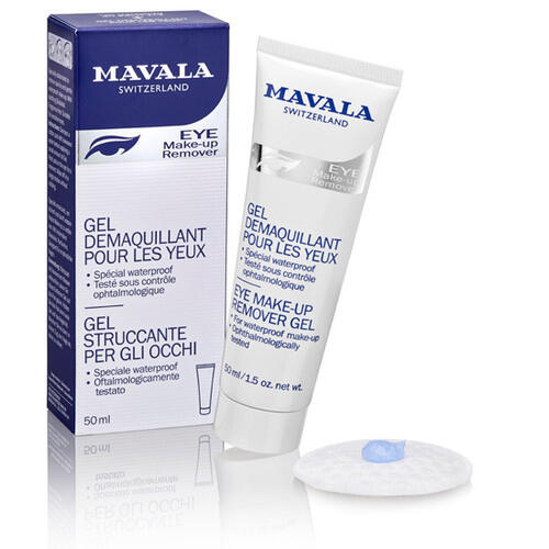 Gel demaquillante per occhi 50 ml Mavala