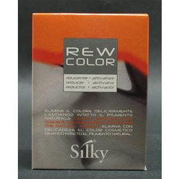 Rew Color decapaggio/remover Silky 100+100ml
