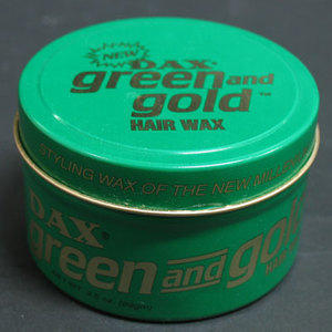 Dax Green and Gold cera modellante per capelli corti