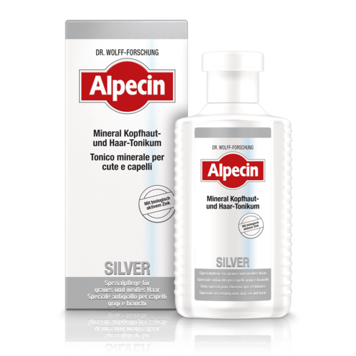 Alpecin tonico minerale antigiallo 200 ml