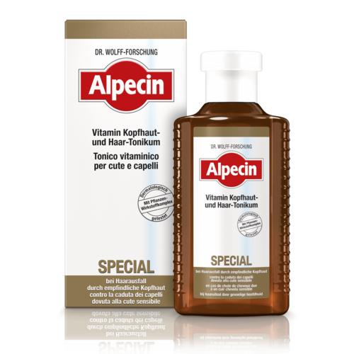 Alpecin tonico vitaminico per cute e capelli 200 ml