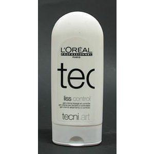 Liss Control crema effettto liscio tecni.art L'Orèal 150 ml
