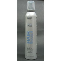 High Tech Wet Gel Mousse 300 ml. Lisap
