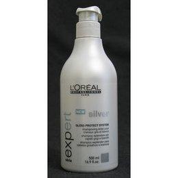 Serie Expert Shampoo Silver L'Oreal 500 ml