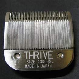 Testina Thrive #000000 0,05 mm