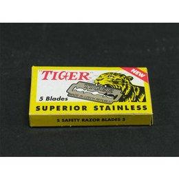Lamette Tiger pacchetto 5 pezzi