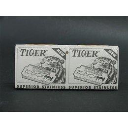 Lamette Tiger Stecca 100 pezzi