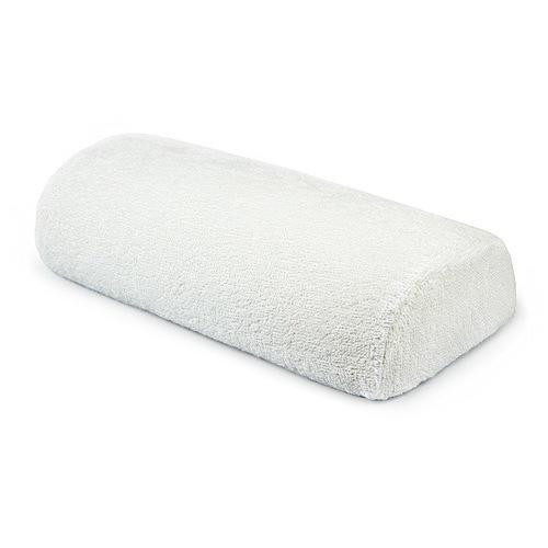 Cuscino appoggiamano rivestito in spugna Bianco ENS