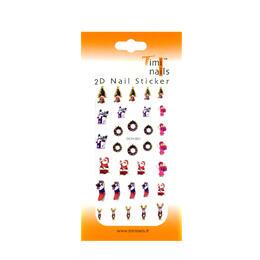 Decori 2D Natale Timi Nails cod. DCH-001