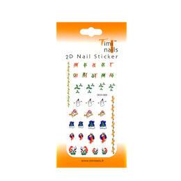 Decori 2D Natale Timi Nails cod. DCH-003