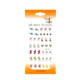 Decori 2D Natale Timi Nails cod. DCH-004