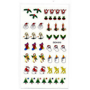 Decori 2D Natale Timi Nails cod. DCH-010