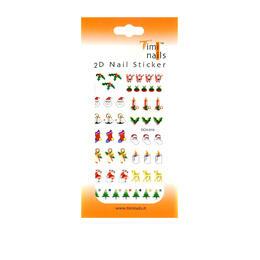 Decori 2D Natale Timi Nails cod. DCH-010