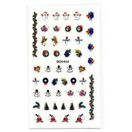 Decori 2D Natale Timi Nails cod. DCH-012