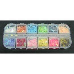 Decori per unghie luna 12 colori
