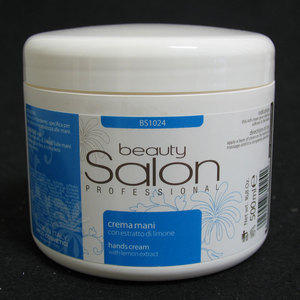 Beauty Salon BS1024 Crema mani al limone 500 ml