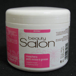 Beauty Salon BS1062 Maschera pelli miste e grasse 500 ml