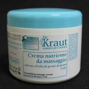 Crema Massaggio Base Dr. Kraut DK1001 500 ml
