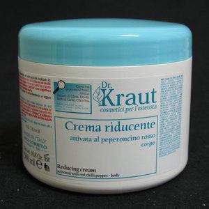 Crema Riducente Peperoncino Rosso Dr. Kraut DK1008 500 ml