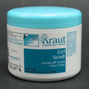 Gel Scrub Viso/Corpo attivo all'Arnica Dr. Kraut DK1010 500 ml