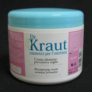 Crema Idratante Preventiva Rughe Dr. Kraut DK1044 500 ml