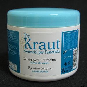 Crema Piedi Rinfrescante Dr. Kraut DK1026 500 ml