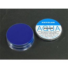 AQUA COLOR  Blu BL5 MAT 8 ml Kryolan